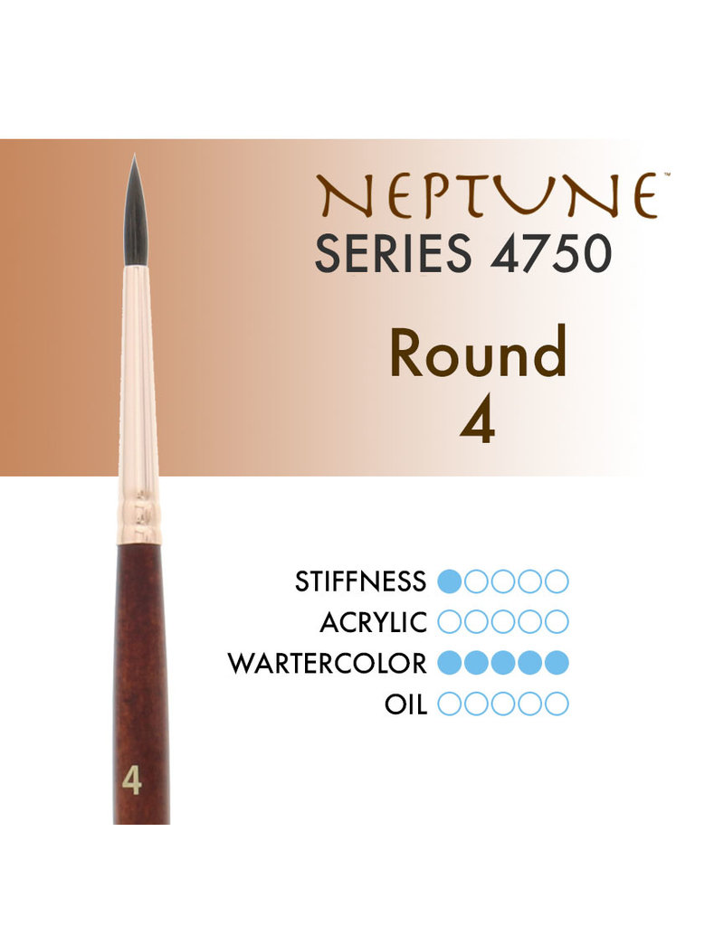 Princeton Neptune Synthetic Squirrel Round 4