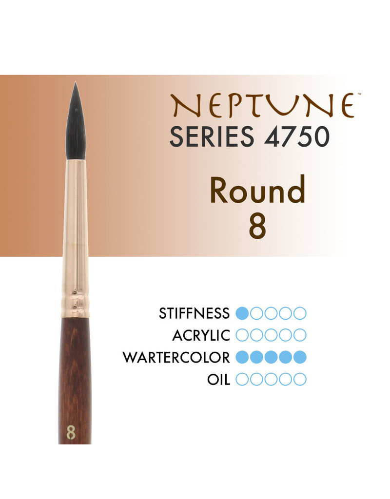 Princeton Neptune Synthetic Squirrel Round 8