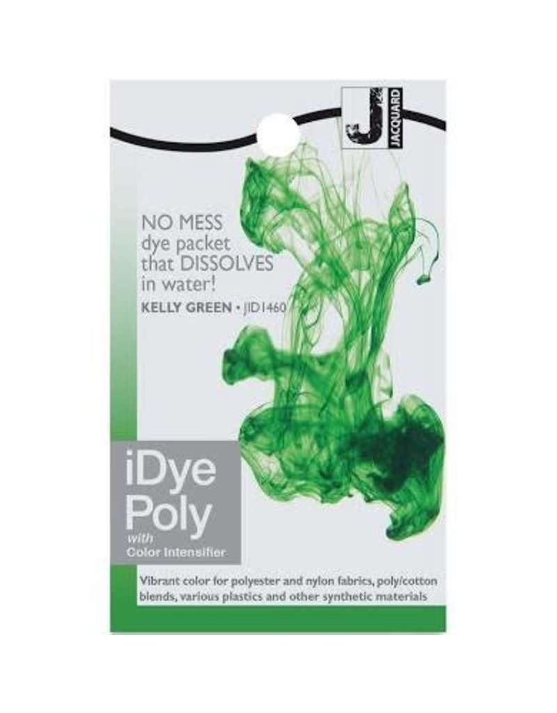 Jacquard Idye Kelly Green 14Gm Pk