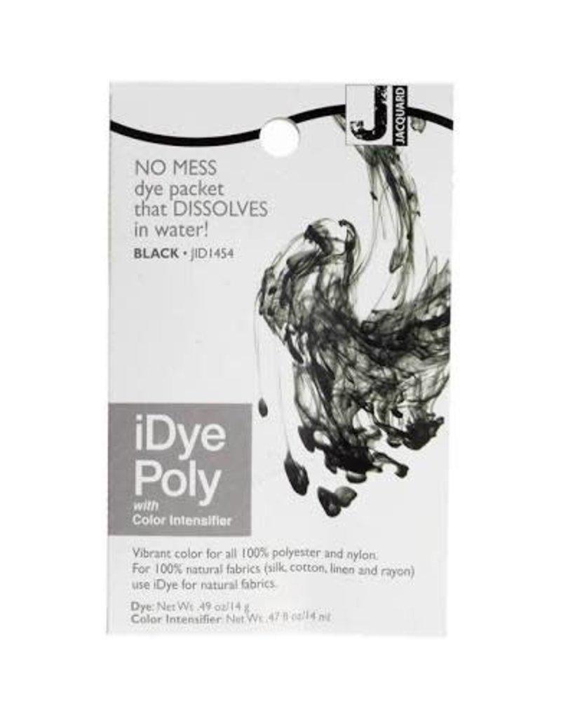 Jacquard Idye Poly Black 14Gm Pk