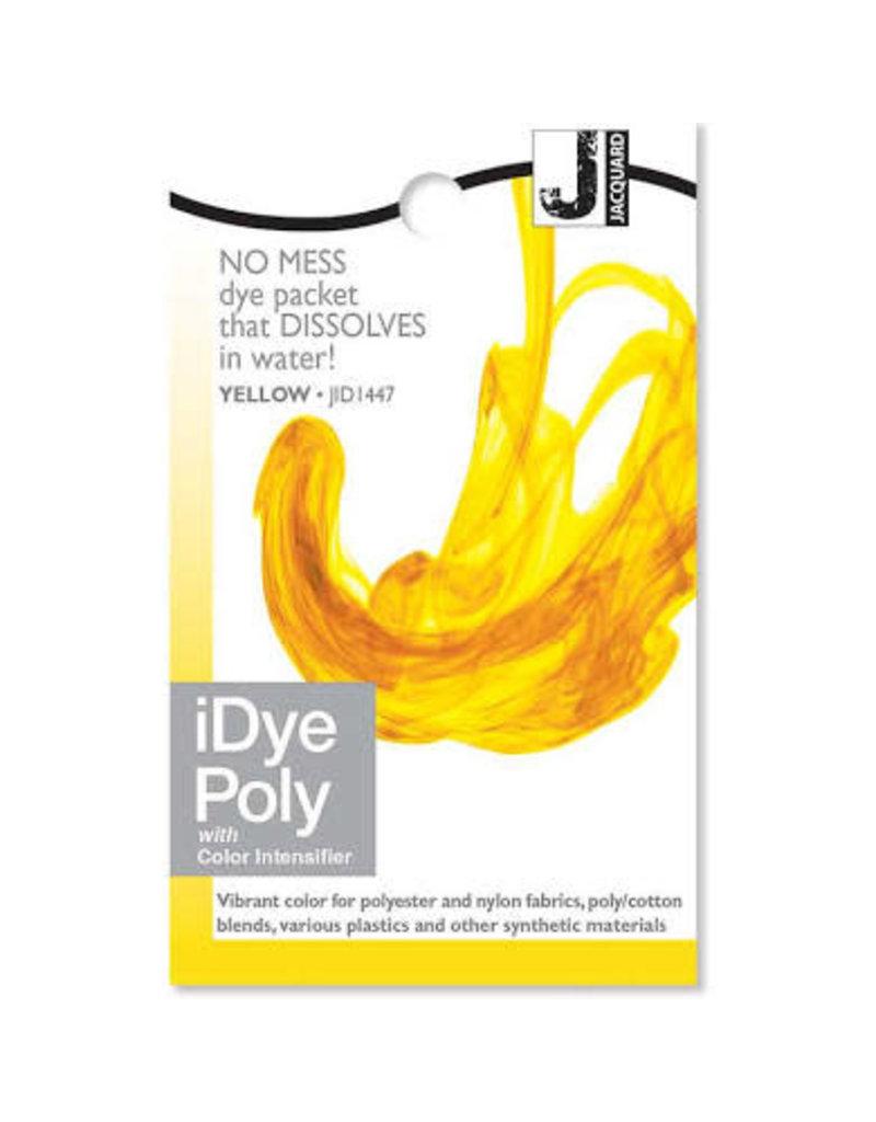 Jacquard Idye Poly Gldn Yellow 14Gm Pk