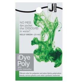 Jacquard Idye Poly Kelly Green 14Gm Pk