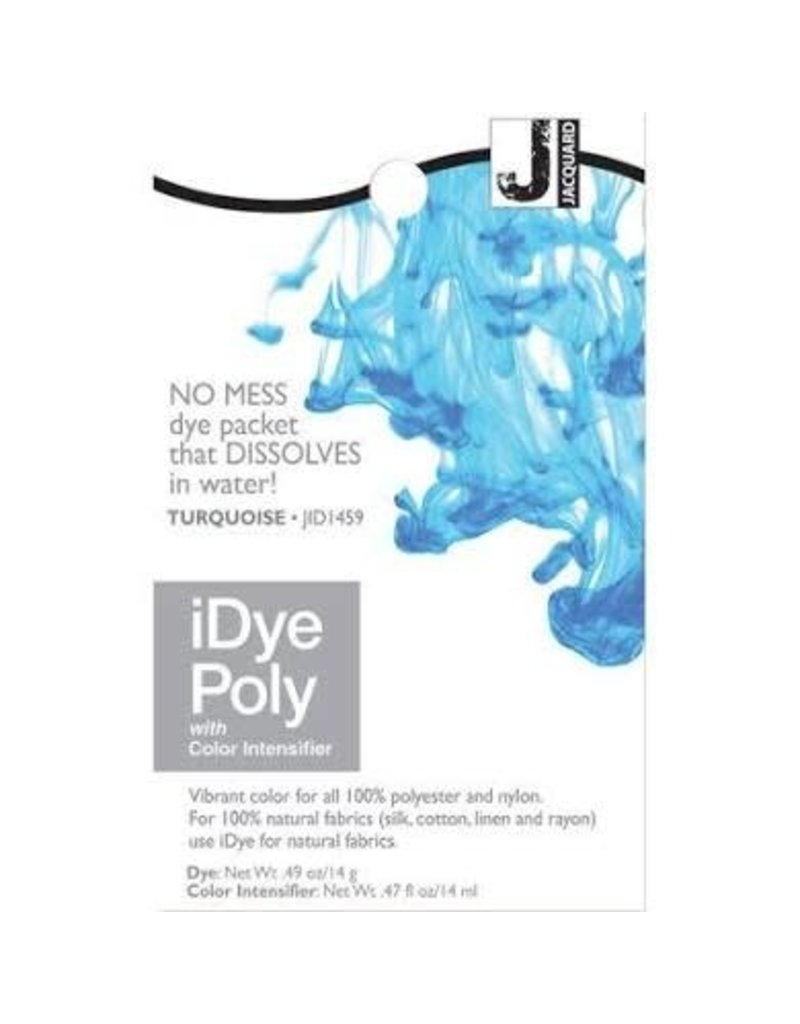 Jacquard Idye Poly Turquoise 14Gm Pk