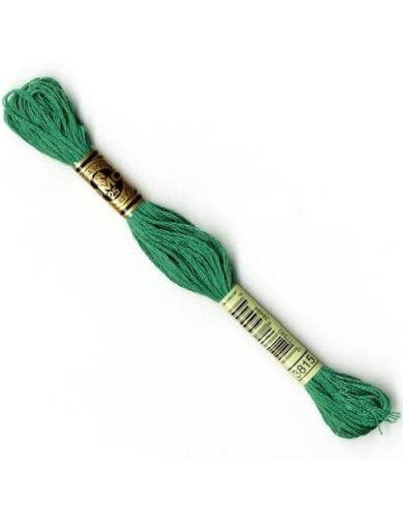 DMC Floss Dk Celadon Green 3815
