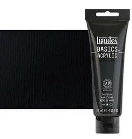 Liquitex Basics 4Oz Ivory Black