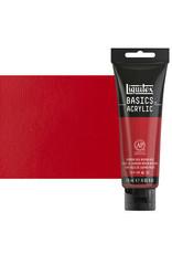 Liquitex Basics 4Oz Cad Red Medium