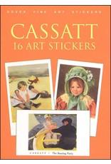 Dover Fine Art Stickers, Mary Cassatt