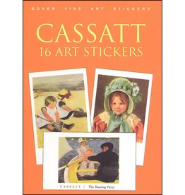 Dover Fine Art Stickers, Mary Cassatt
