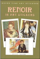 Dover Fine Art Stickers, Renoir