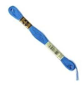 DMC Floss Med Blue 826