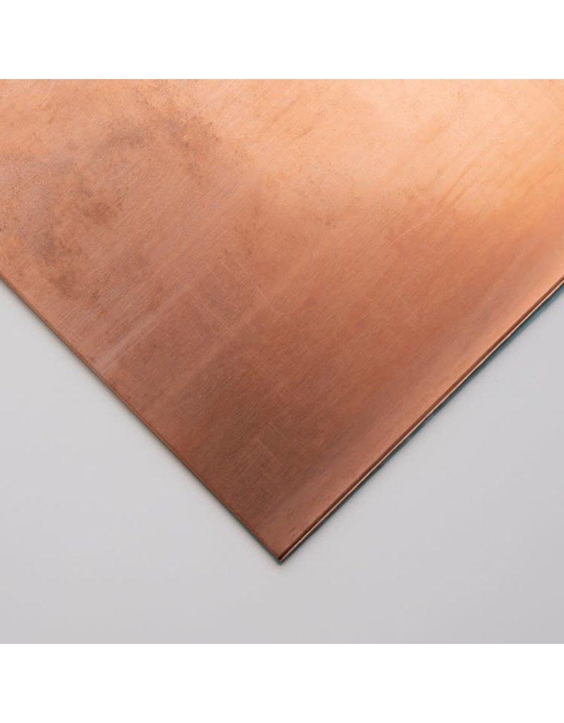Copper & Brass Division Copper Plate  9X12 .032 - 20 Gauge