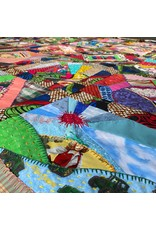 MICA QUILT RAFFLE - Summer 2020 Crazy Quilt to Benefit the Black Yield Institute