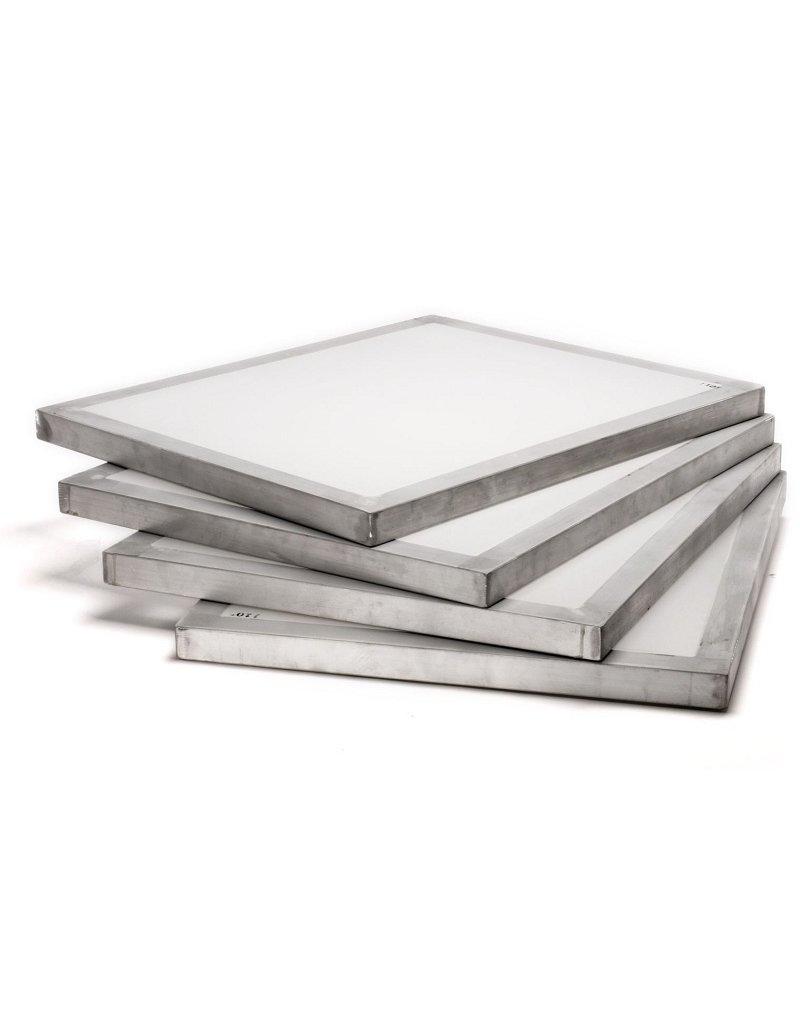 Aluminum Screen 195 Count White Mesh 25X38