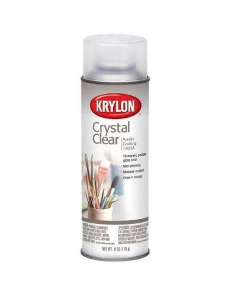 Krylon Krylon Artist & Clear Coatings Acrylic Crystal Clear