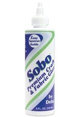Delta Sobo Glue Sqz Bottle 8Oz