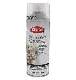 Krylon Krylon Artist & Clear Coatings Uv-Resistant Clear Gloss