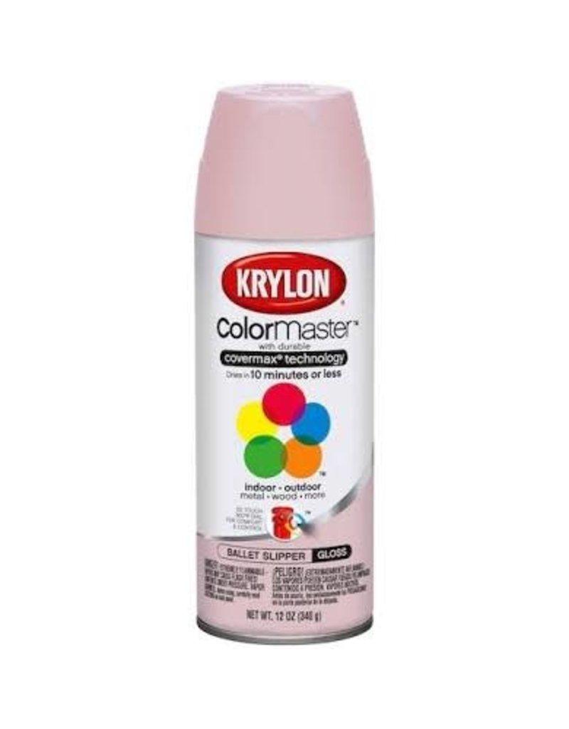 Krylon Krylon Colormaster Gloss Ballet Slipper
