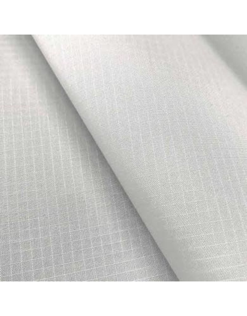 JoAnn Fabrics Rip-Stop Nylon - White