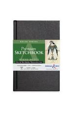 Stillman & Birn Delta Hardbound Sketch 5.5X8.5 Iv Hw 26S