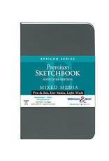Stillman & Birn Epsilon Softcover Portait 5.5X8.5