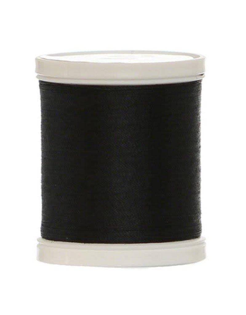 Coats & Clark General Purpose Thread 125Yd Black