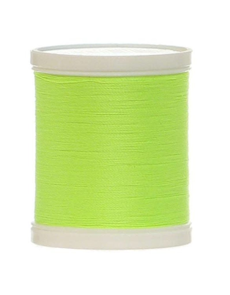 Coats & Clark General Purpose Thread 125Yd Neon Bright Yellow