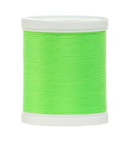 Coats & Clark General Purpose Thread 125Yd Neon Green
