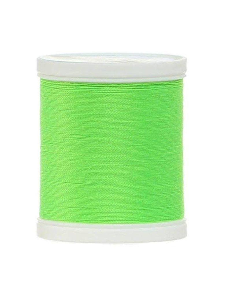 Coats & Clark General Purpose Thread 125Yd Neon Green