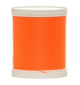Coats & Clark General Purpose Thread 125Yd Neon Orange