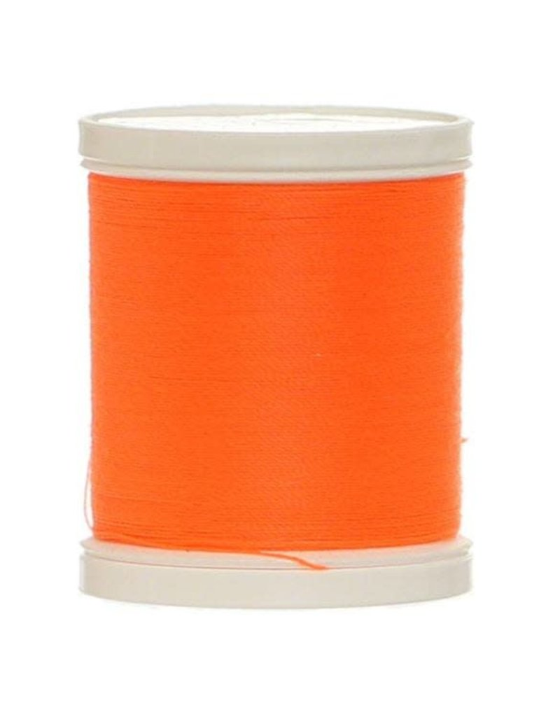 Coats & Clark General Purpose Thread 125Yd Neon Orange