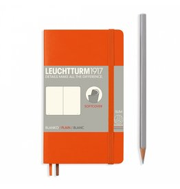 Leuchtturm Leuchtturm Orange, Pocket, Plain