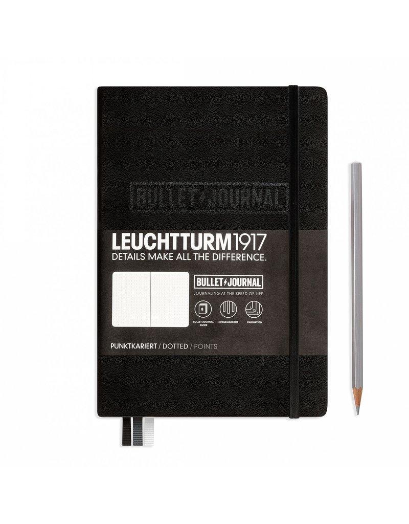 Leuchtturm Leuchtturm Bullet Journal Medium (A5) Black