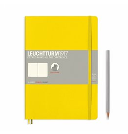 Leuchtturm Leuchtturm Lemon, Softcover, Composition (B5), Plain