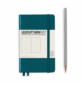Leuchtturm Leuchtturm Pacific Green, Pocket, Plain