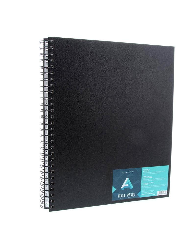 Art Alternatives Sketchbook Wire Perf 11X14