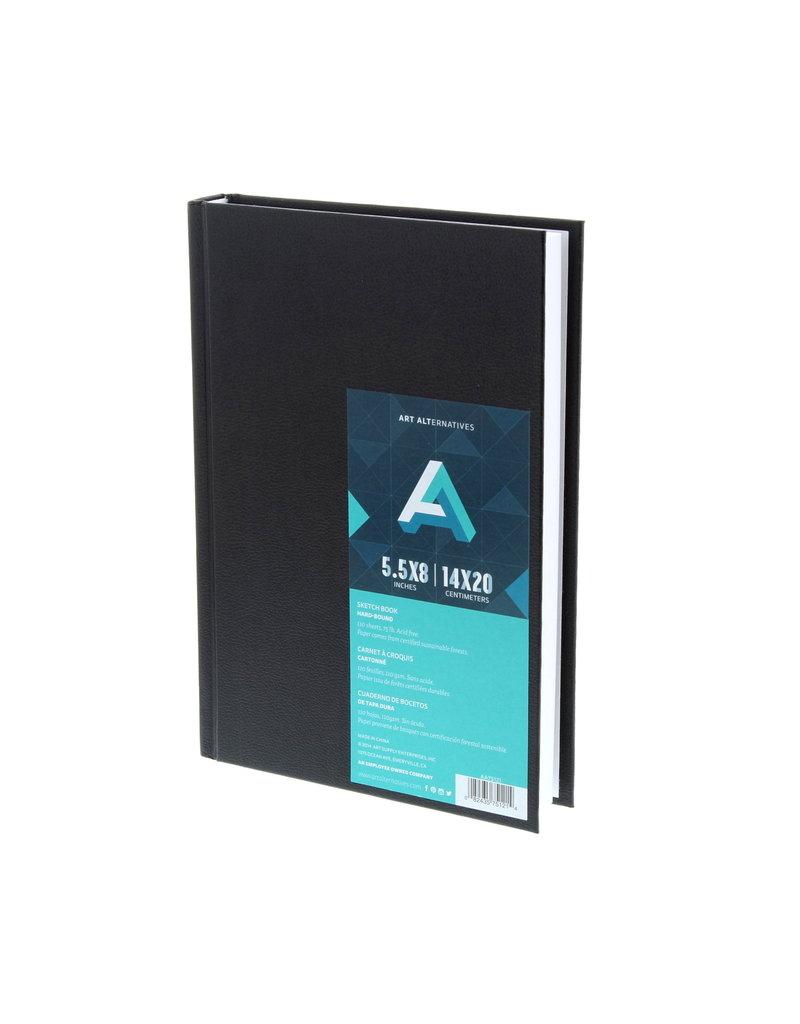 Art Alternatives Sketchbook Hard Bnd 5.5X8