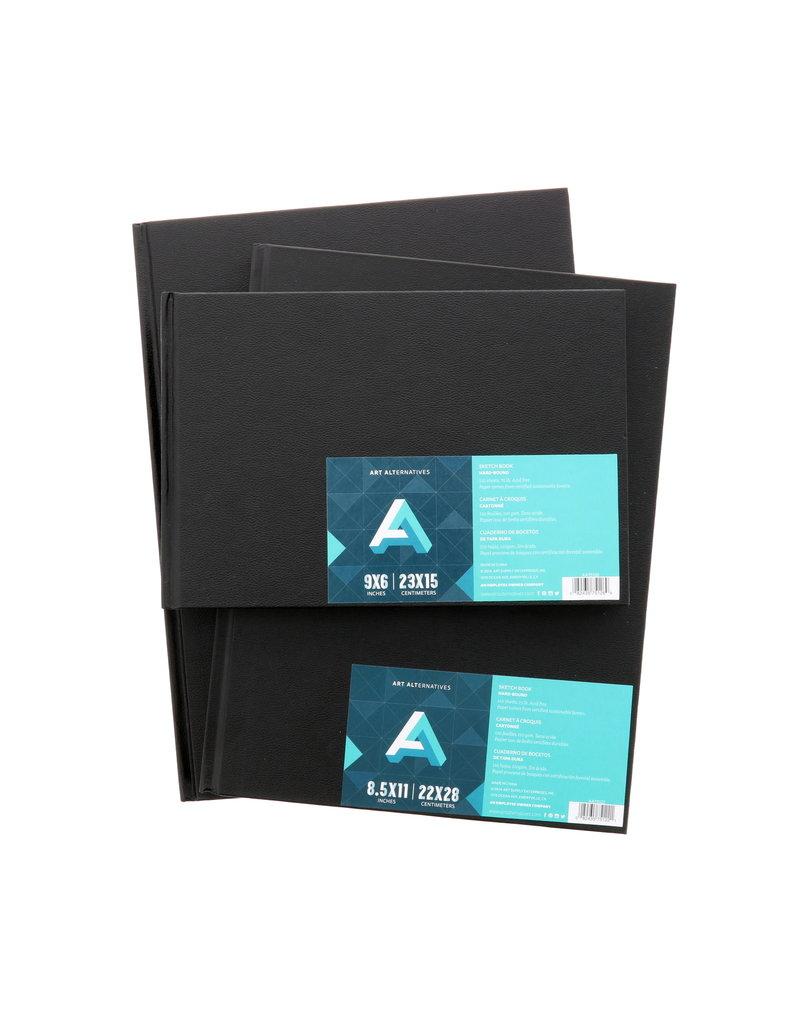 Art Alternatives Sketchbook Hard Bnd 9X6