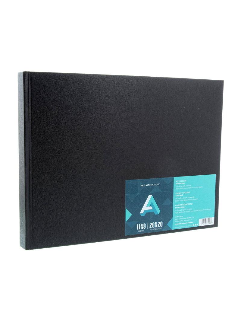 Art Alternatives Sketchbook Hard Bnd 11X8