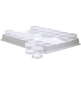 Art Alternatives Palette Sealed Cup 12/Cup