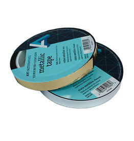 Art Alternatives Tape Metlc Flm Gold 1/2X36 Yd