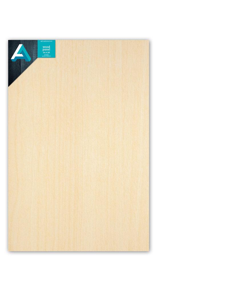 Art Alternatives Wood Panel Studio 24X36