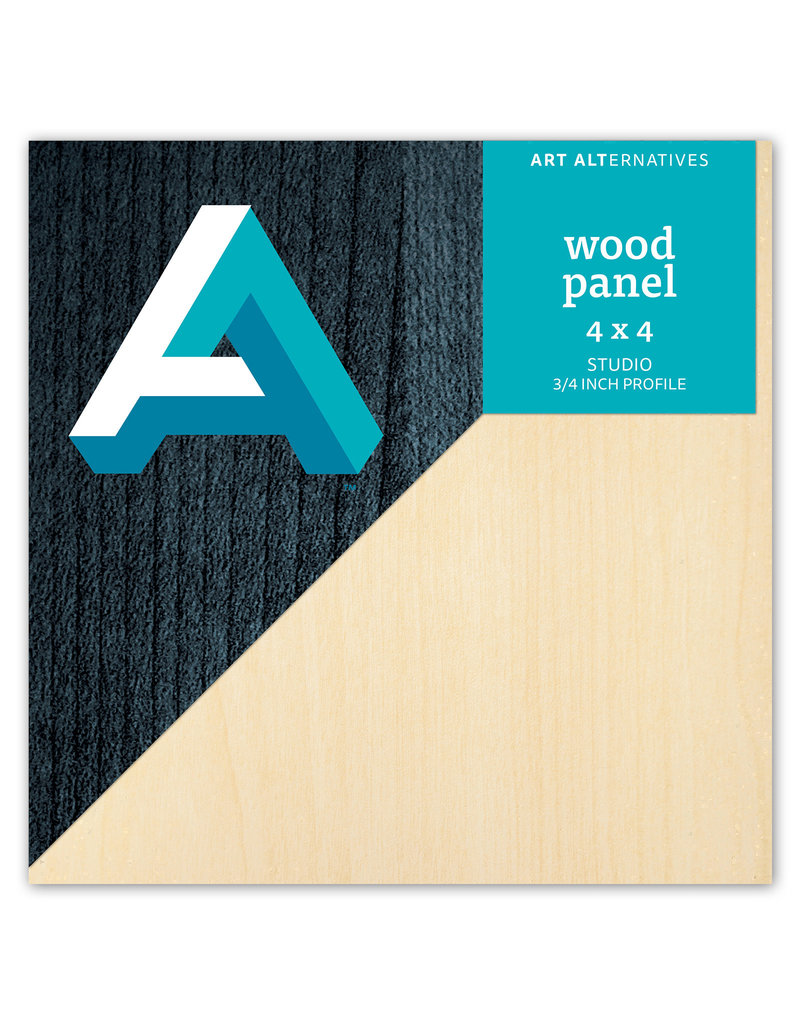 Art Alternatives Wood Panel Studio 4X4