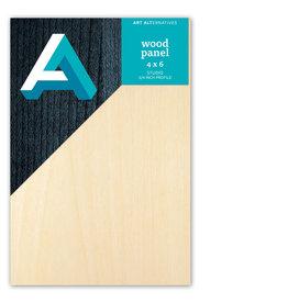 Art Alternatives Wood Panel Studio 4X6