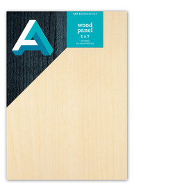 Art Alternatives Wood Panel Studio 5X7