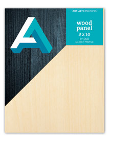 Art Alternatives Wood Panel Studio 8X10