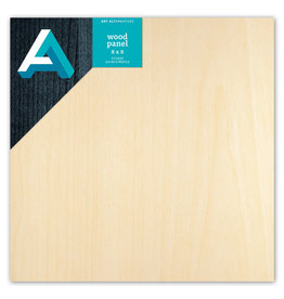 Art Alternatives Wood Panel Studio 8X8