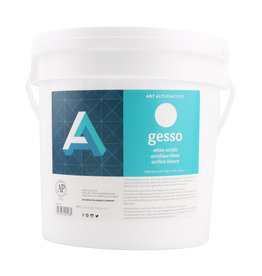 Art Alternatives Gesso White Gallon