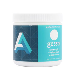 Art Alternatives Gesso White 16Oz