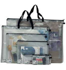 Art Alternatives Mesh Bags, 24'' X 32'' - White
