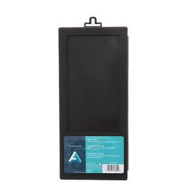 Art Alternatives Pencil Box Black 10In